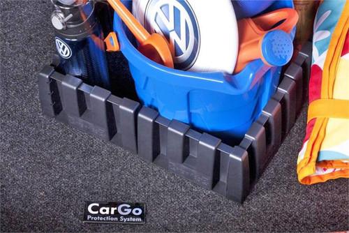 Vw GLI Cargo Mat with Organizing Blocks
