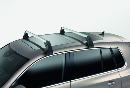 VW Tiguan Roof Rack Bars