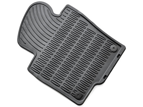 VW CC Rubber Floor Mats