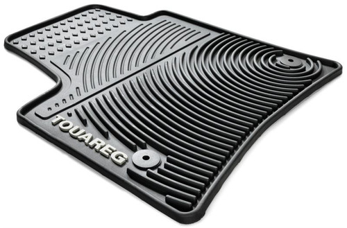 Vw Touareg Rubber Floor Mats