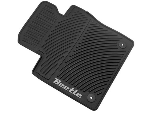 VW Beetle Rubber Floor Mats