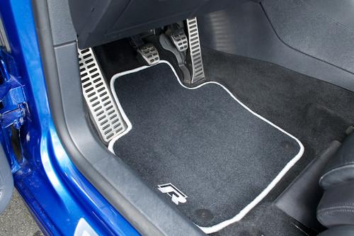 VW Golf R Floor Mats