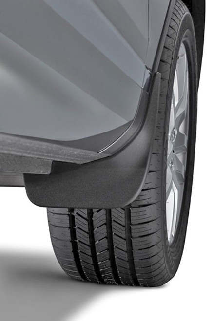 VW Touareg Mud Guards