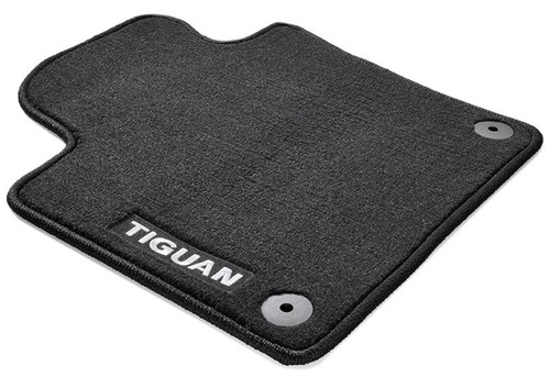 Vw Tiguan Carpeted Floor Mats (K003)
