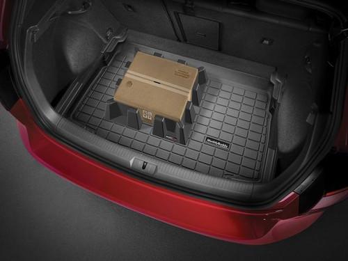 VW Jetta Rubber Cargo Tray
