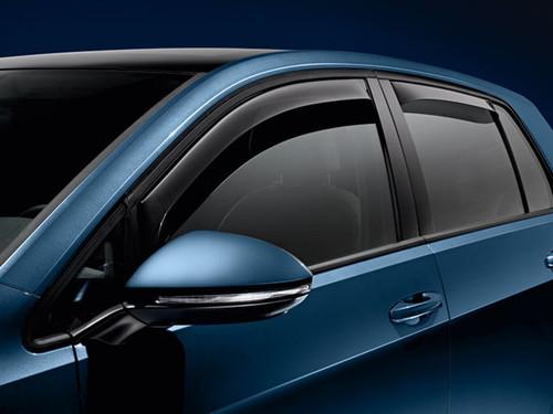 VW Golf GTI Rain Guards