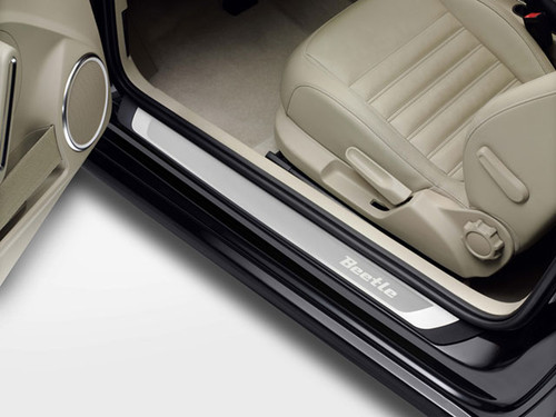VW Beetle Door Sill Plates