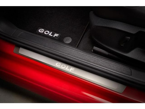 VW Golf Door Sill Plates