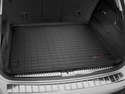 VW Touareg WeatherTech Cargo Liner - Black