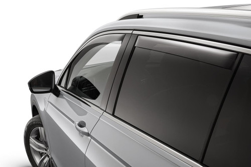 VW Tiguan Rain Guards