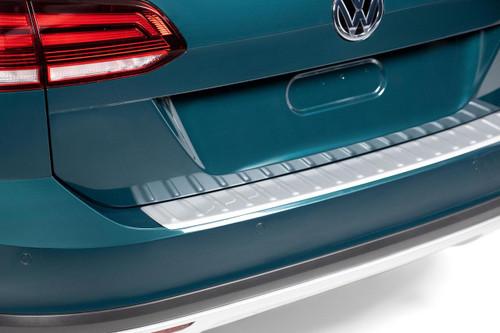 VW Tiguan Rear Bumper Protector