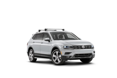 VW Tiguan Cross Bars