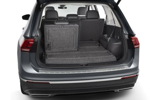 Vw Tiguan Cargo Liner with Seat Back Protector