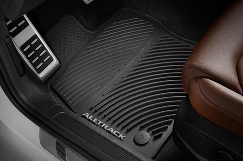 VW Golf Alltrack Rubber Floor Mats