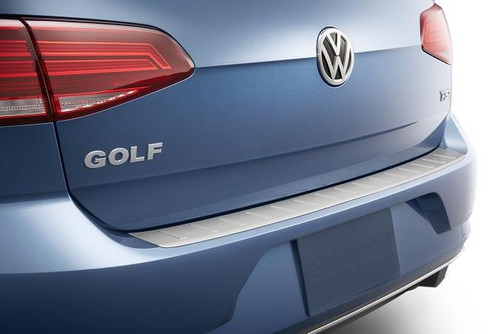 VW Golf Rear Bumper Protector