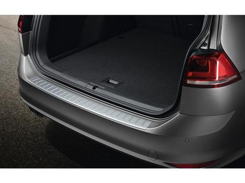 VW Jetta SportWagen Rear Bumper Protector
