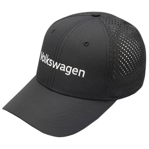 Black VW Baseball Hat