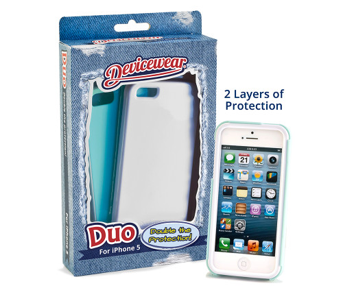 Duo™ for iPhone 5 by Devicewear
