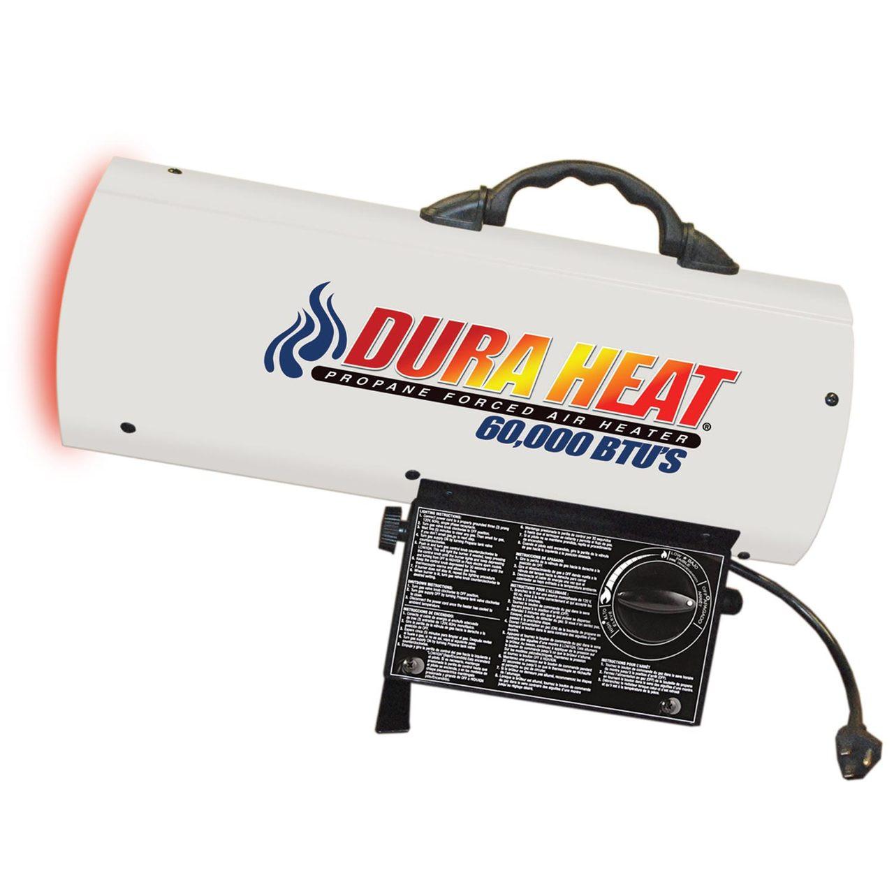 Dura Heat Gfa60a 30k 60k Btu Propane Lp Forced Air