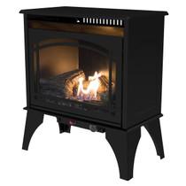 Kozy World GSD2210 The Phoenix Vent-Free 20,000 BTU Propane(LP) or Natural Gas(NG) Stove