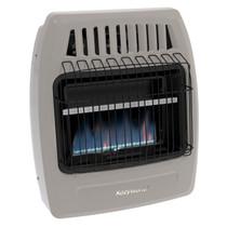 Kozy World KWN253 20,000 Btu Blue Flame Natural Gas(NG) Vent Free Wall Heater
