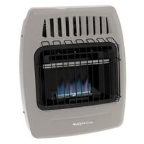 Kozy World KWD154 10,000 Btu Blue Flame Propane(LP) & Natural Gas(NG) Vent Free Wall Heater