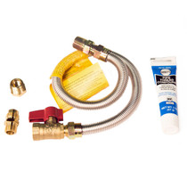 20-7010 Propane (LP)/Natural (NG), Gas Appliance Install Kit