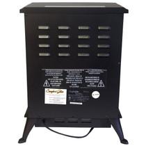 Comfort Glow ES4215 Ashton Electric Stove Black