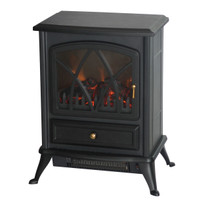 Comfort Glow ES4215 Ashton Electric Stove Black