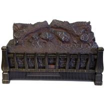 Comfort Glow ELCG251 Electric Log Insert, Heater With Firebox Projection 5,120 BTUs