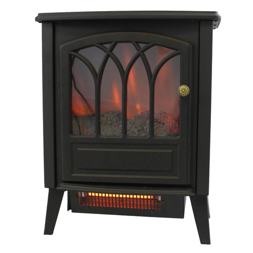 Comfort Glow EQS4280 Allendale Infrared Quartz Electric Stove