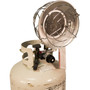 Dura Heat TT-15S Propane(LP) Single Tank Top Heater
