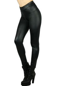 Essential Matte Cotton Leggings