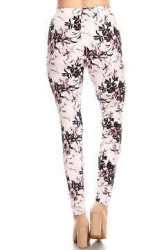 Blooming Floral Twist Leggings