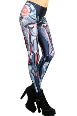 She Girl Android Leggings