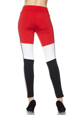 Fashion Casual Sport Sexy Tri Sport Leggings