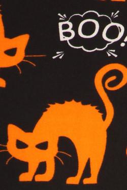 Buttery Soft Halloween Kitty Cat Leggings