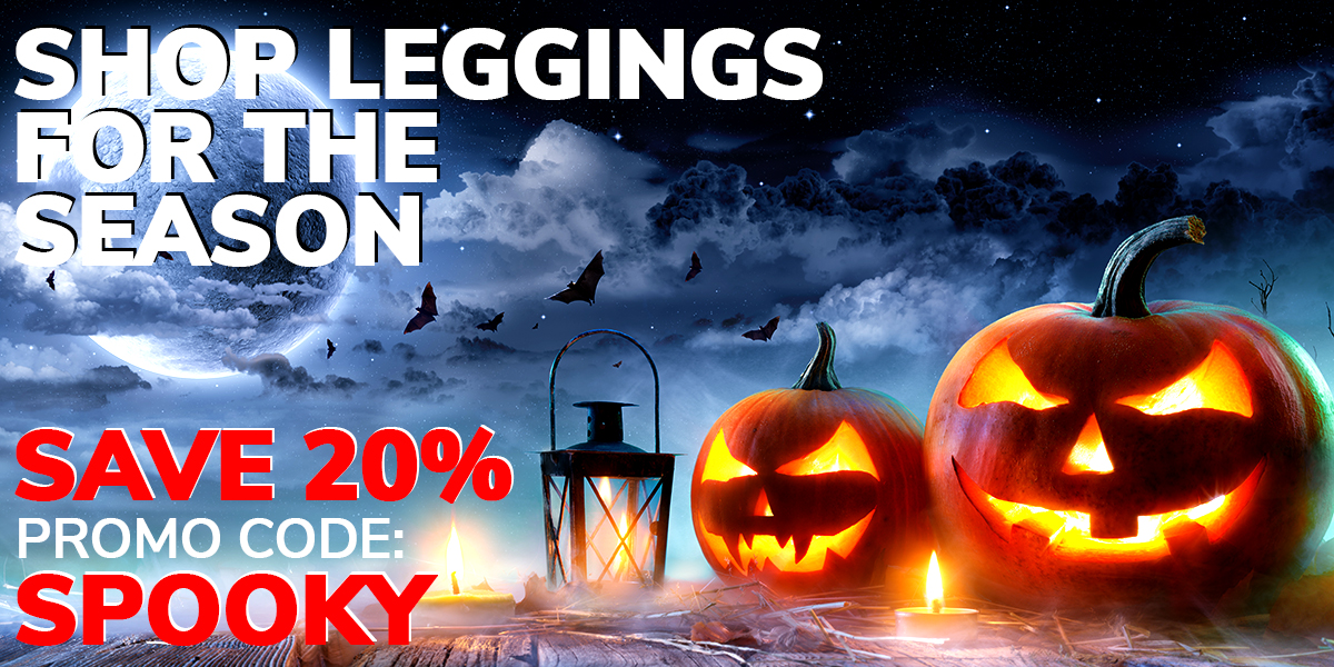 Shop Halloween Legging Sale