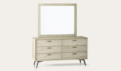 Jenson dresser + mirror