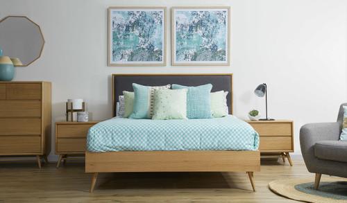 Harbour 4 pce tallboy bedroom suite