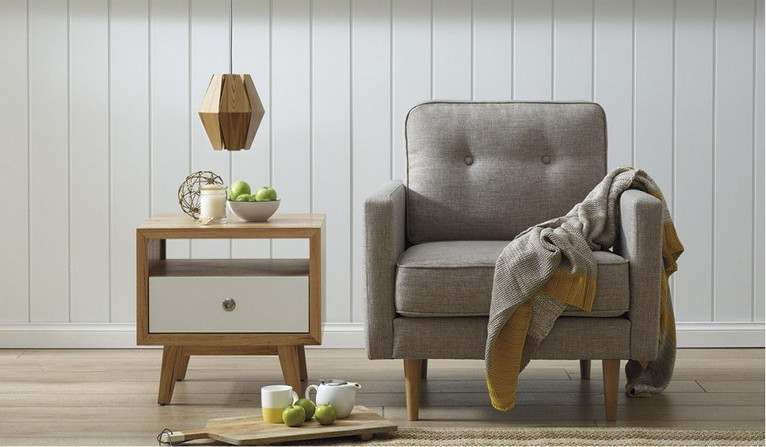 London armchair
