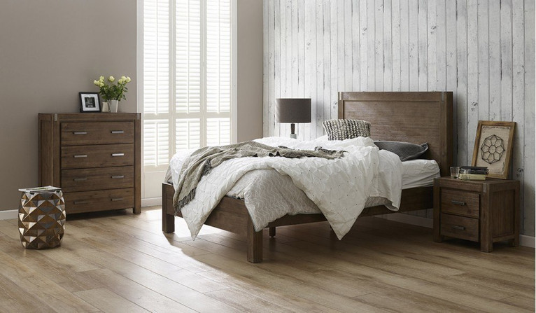 Boulevard 4 pce tallboy bedroom suite