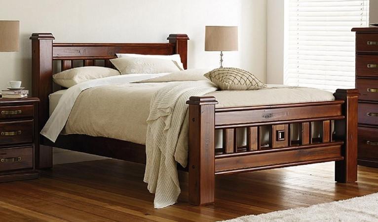 Orlando queen bed