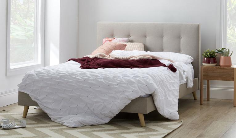 Haven bed
