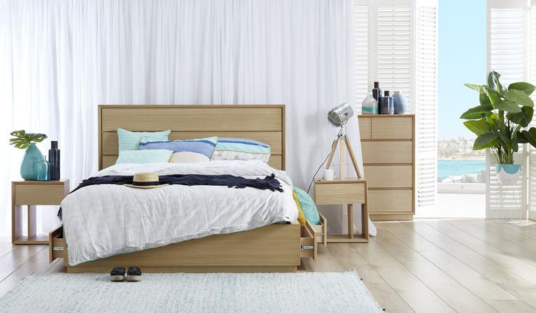 Bondi 4 piece bedroom suite
