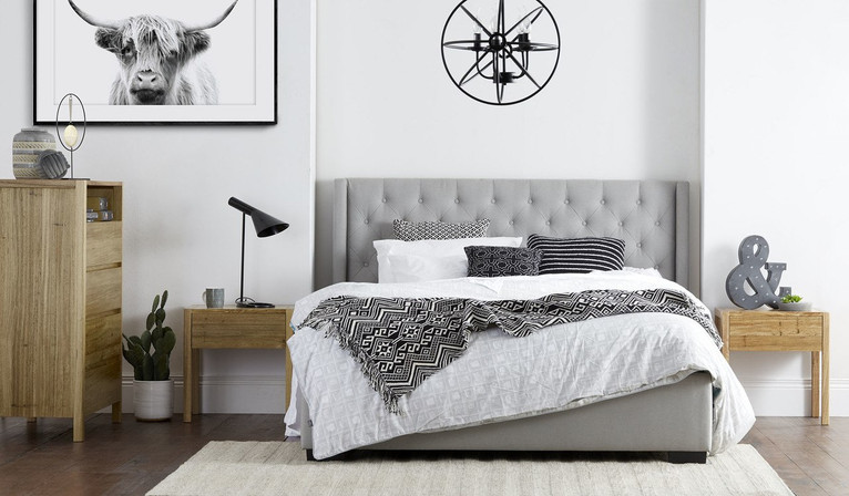 Amore 4 piece bedroom suite
