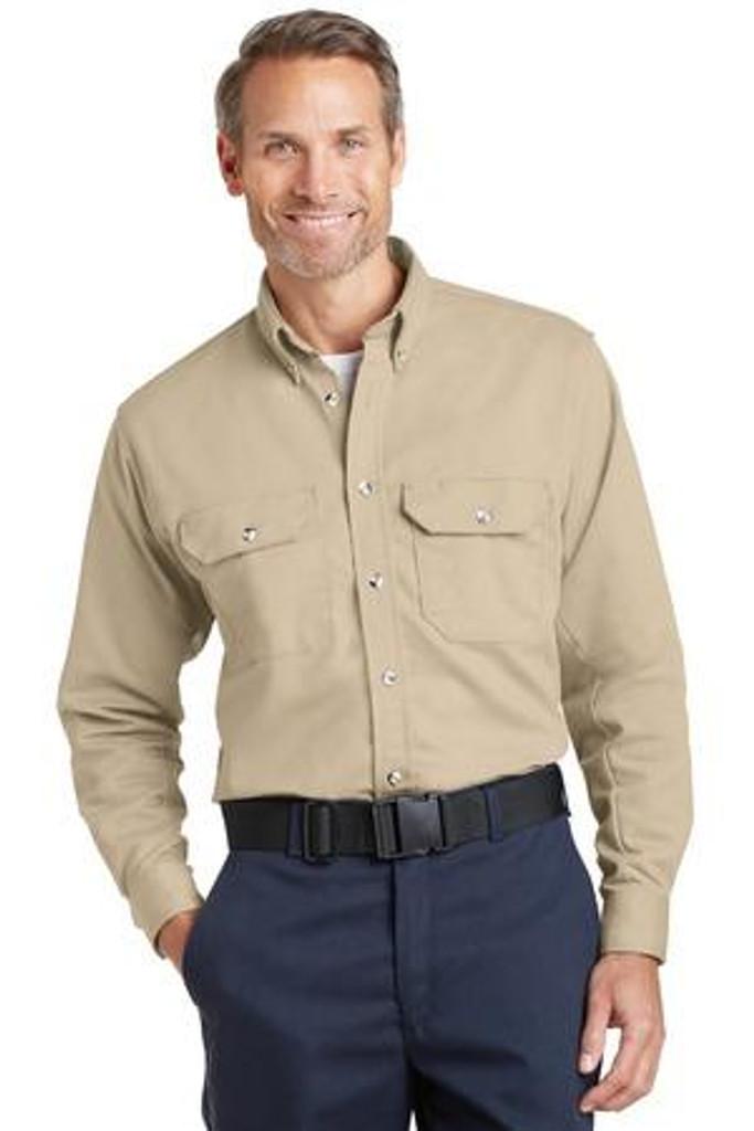 EXCEL FR ComforTouch Dress Uniform Shirt