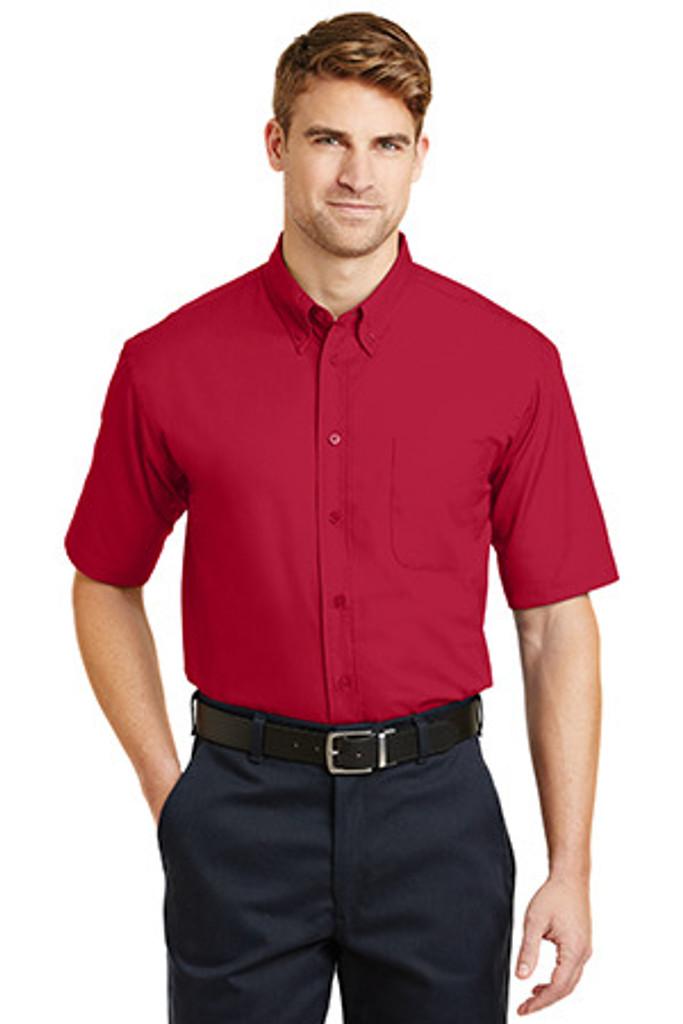 Short Sleeve SuperPro Twill Shirt