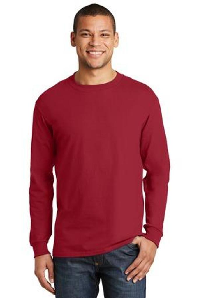 Beefy-T -  100% Cotton Long Sleeve T-Shirt