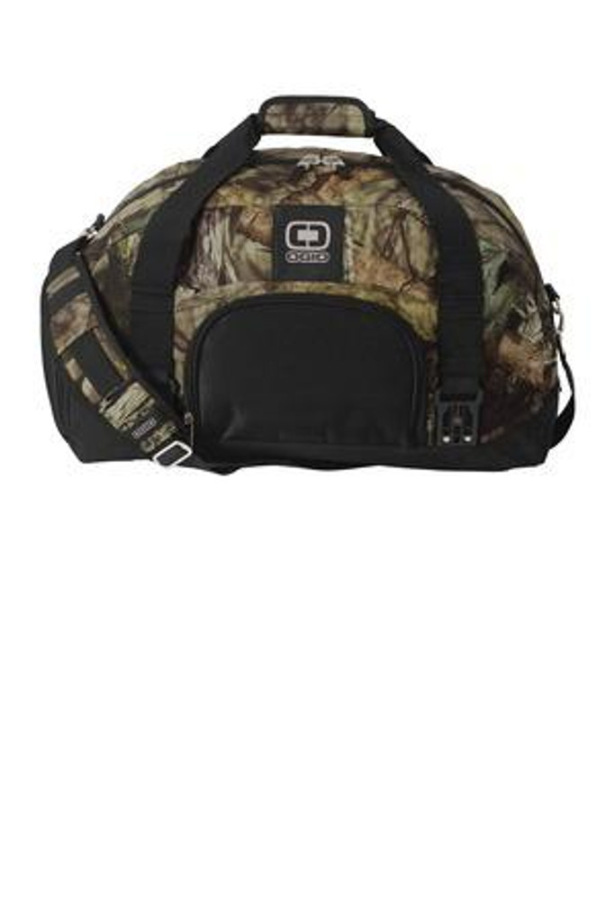 Camo Big Dome Duffel